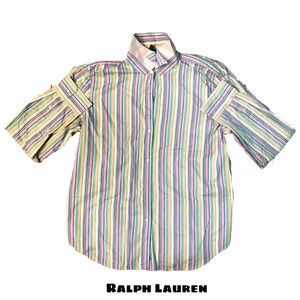 Ralph Lauren Women's Multi Colored Shirt XL